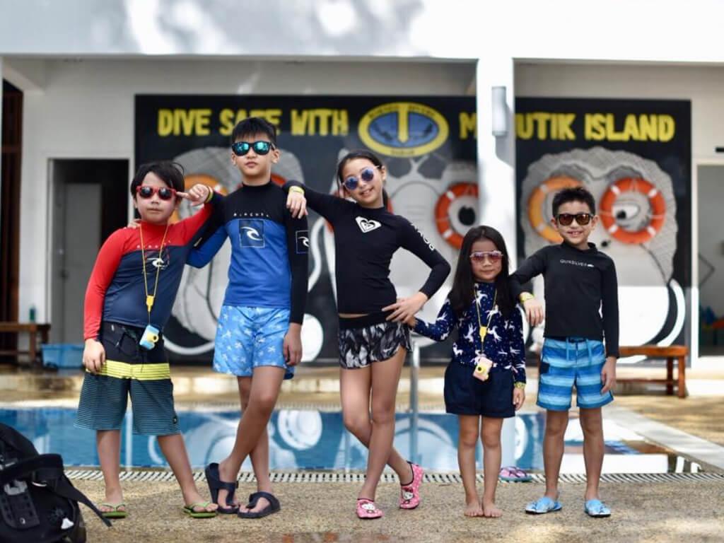 PADI Bubblemaker Course (For Kids) - Borneo Divers ...